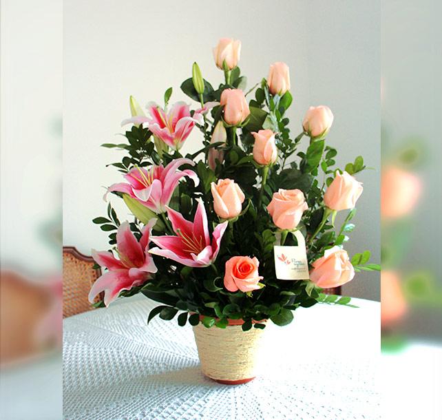 Florería Flores Express Arreglos Florales En Lima Ramos